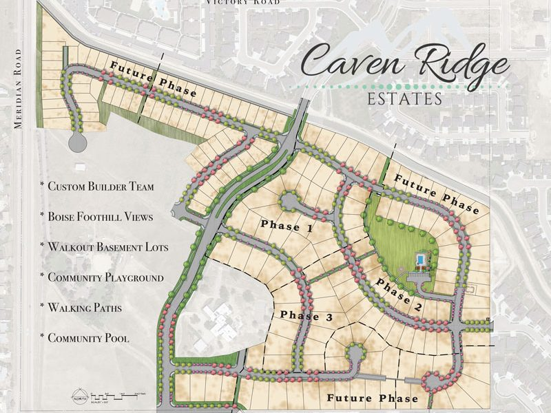 Homes for Sale in Caven Ridge, Meridian, ID